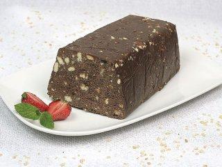 Blok kakaowy z bakaliami